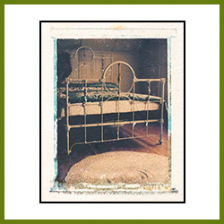 Old Bed (Image Transfer)